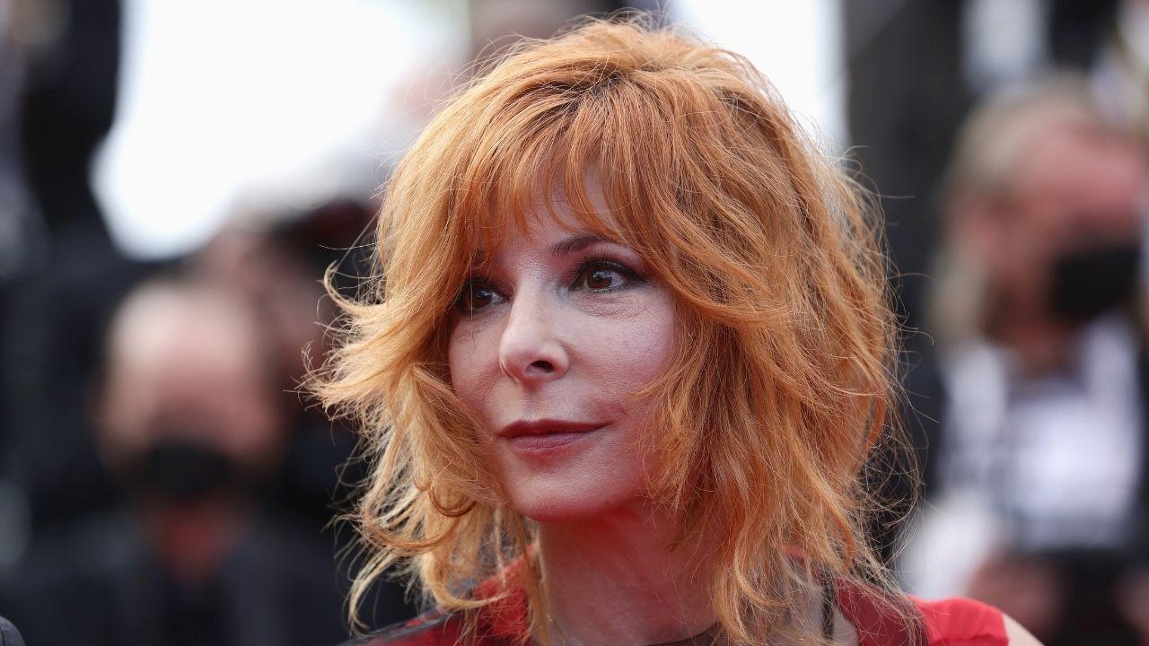 Mylène Farmer em Cannes