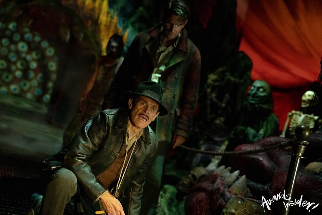 Willem Dafoe em Nightmare Alley (Foto: Divulgação/Vanity Fair)