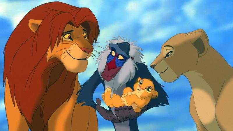 O Rei Leão (Foto: Divulgação / Disney)