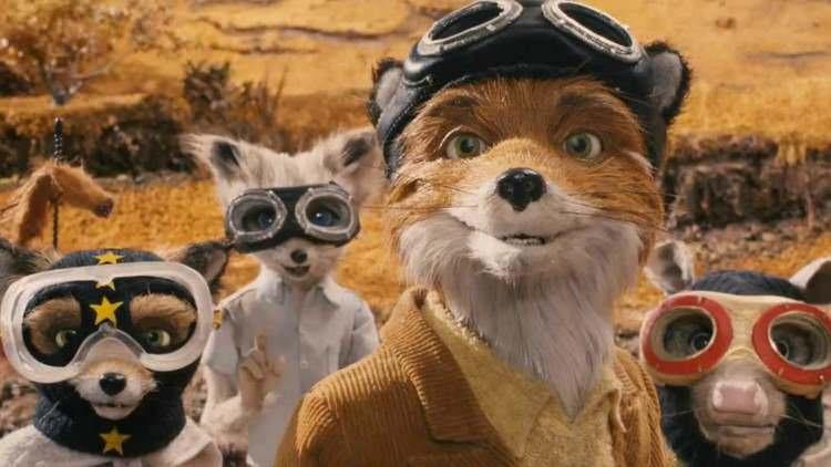 o fantástico senhor raposo reprod