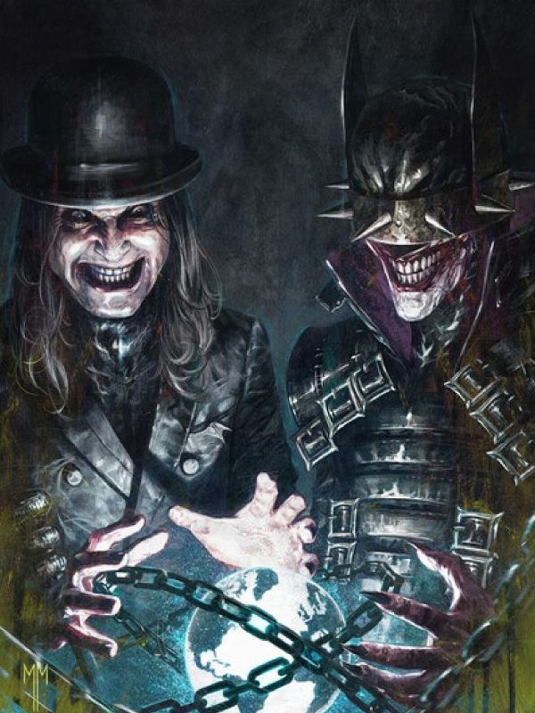 ozzy osbourne dark nights death metal divulgacao dc - Mais Goiás