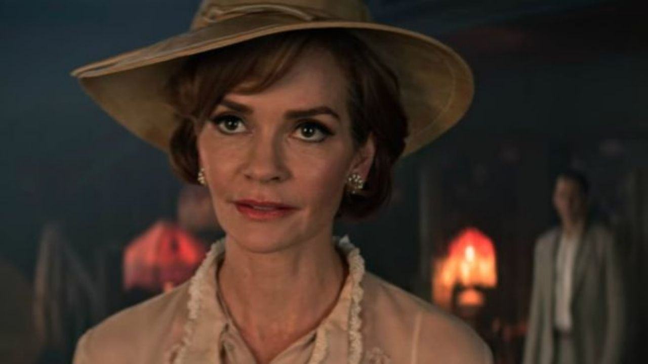 Penelope Blossom em O Mundo Sombrio de Sabrina (Foto: Divulgação / Netflix)