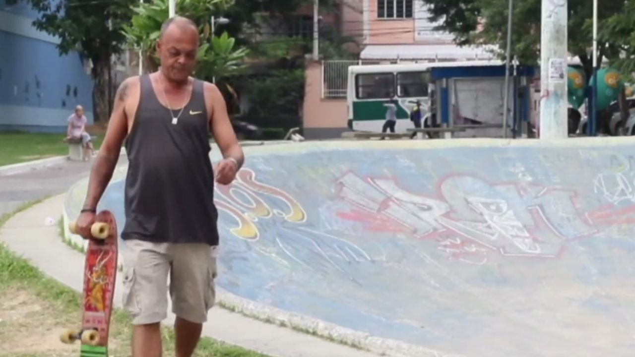 Praça do Skate - A Primeira Pista da América Latina (2014)