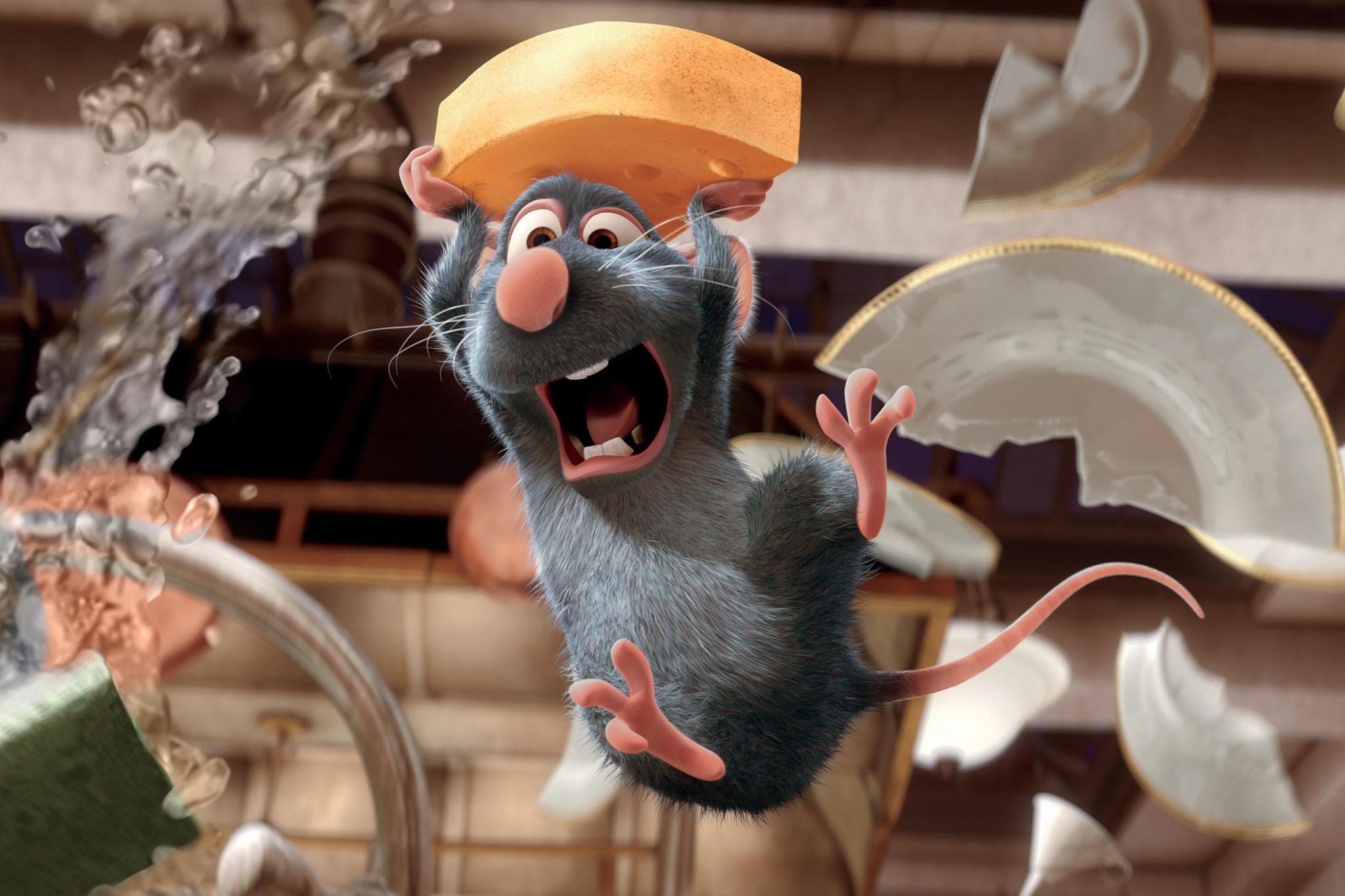 Ratatouille (Foto: Divulgação / Disney)