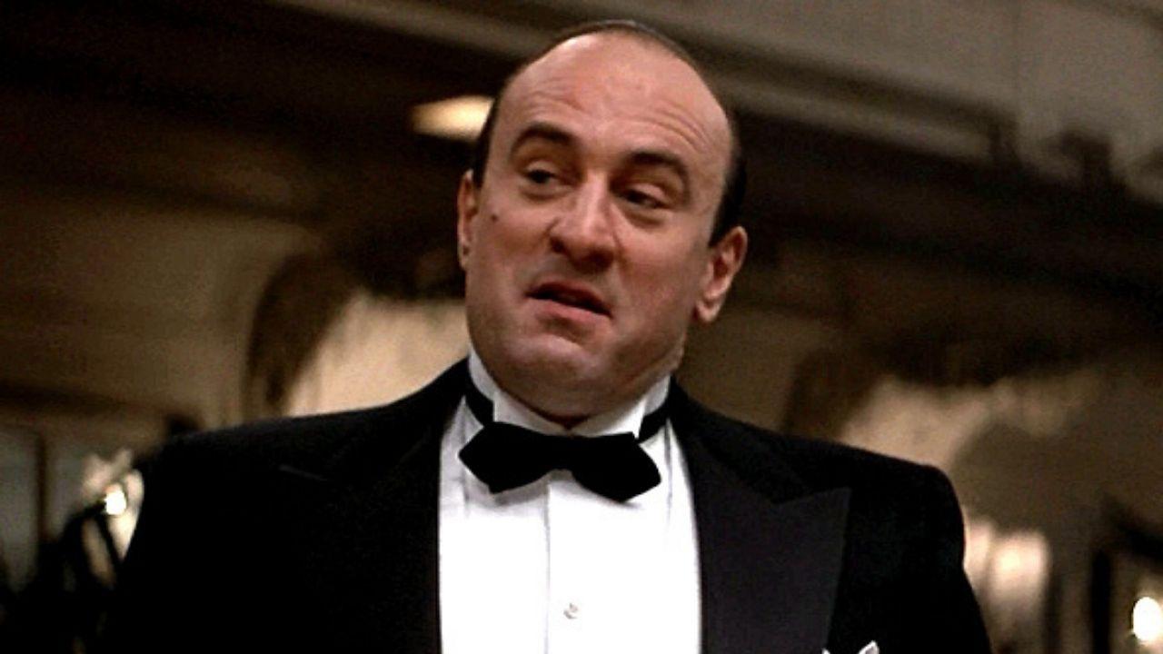 Robert De Niro como Al Capone - Os Intocáveis (1987) (Foto: Divulgação)