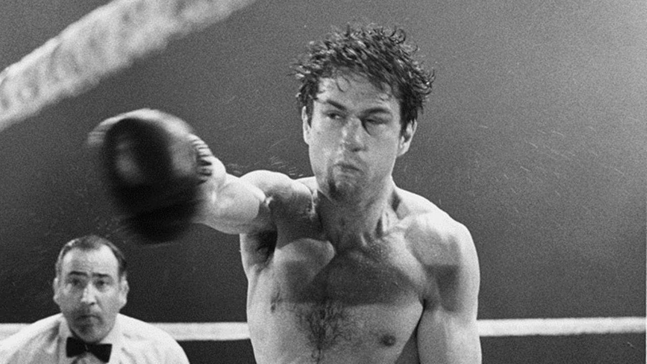 Robert De Niro como Jake LaMotta - Touro Indomável (1980) (Foto: Divulgação)