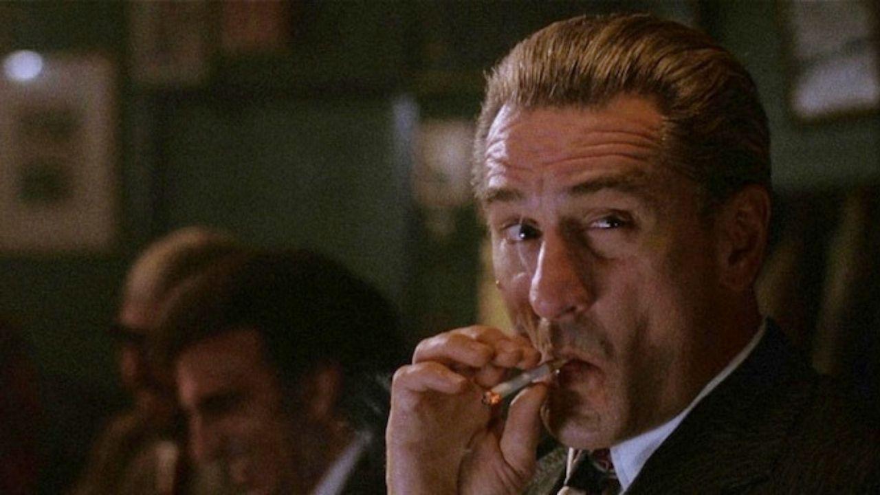 Robert De Niro como Jimmy Conway - Os Bons Companheiros (1990) (Foto: Divulgação)