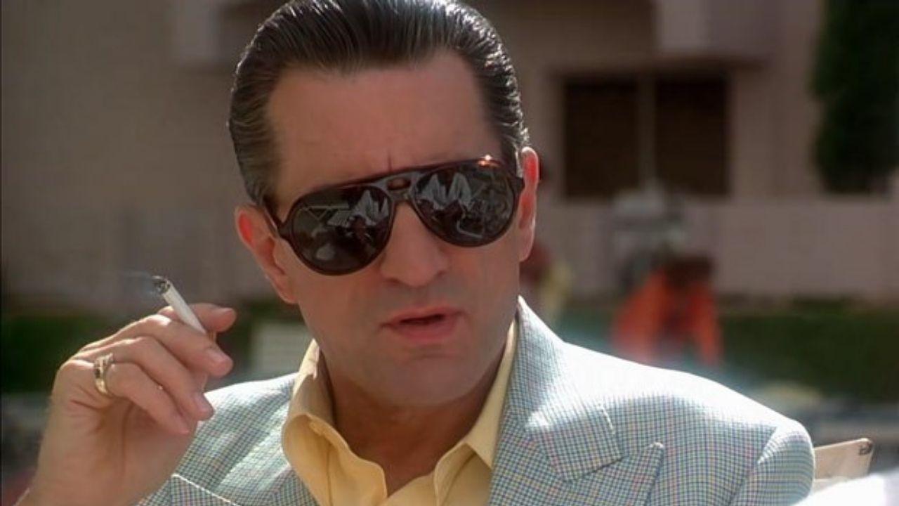 Robert De Niro como Sam Rothstein - Cassino (1995) (Foto: Divulgação)