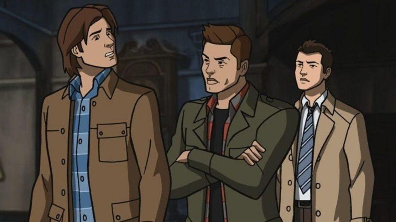 ScoobyNatural: Episódio 16 - Temporada 13 - 9,6