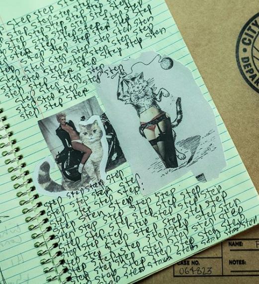 caderno Coringa