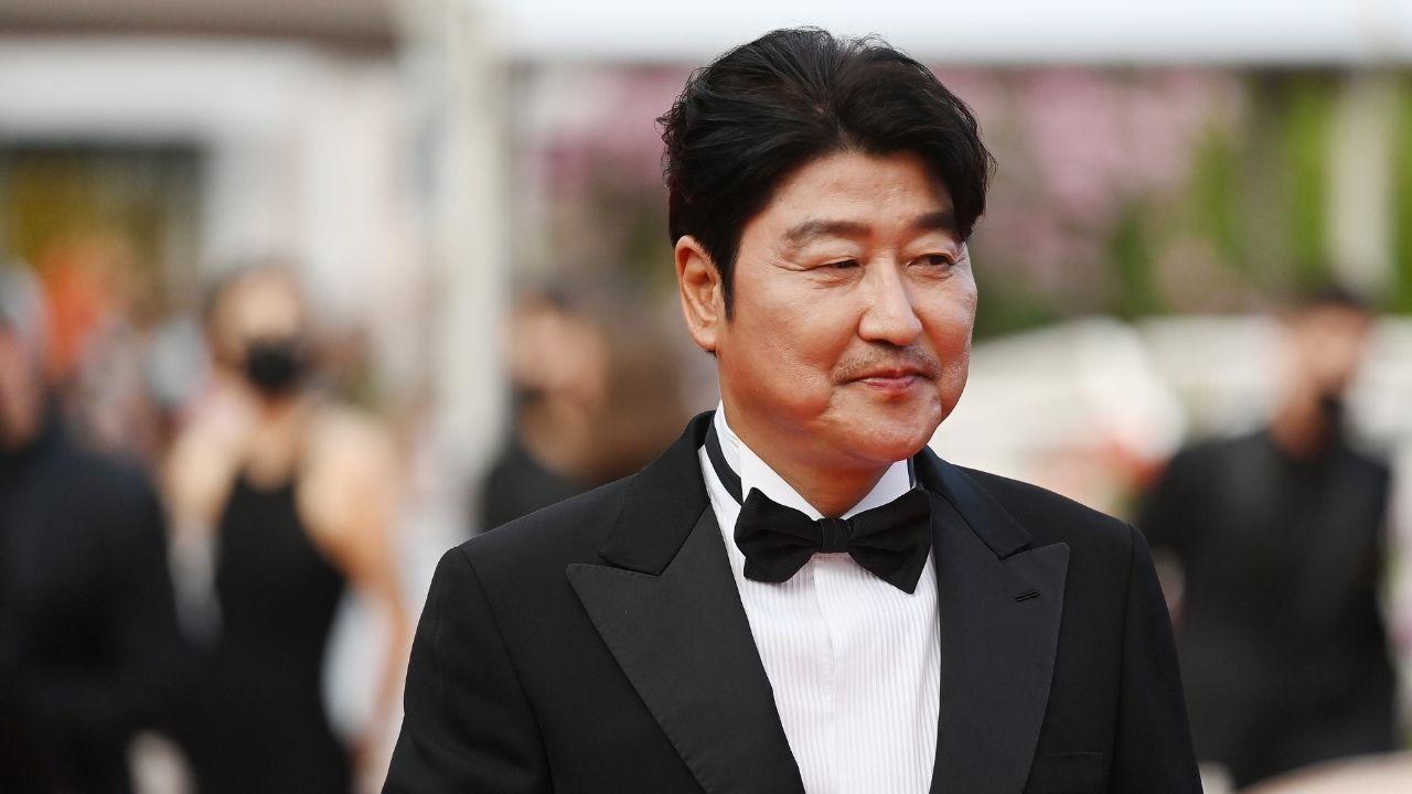 SongKang-ho em Cannes