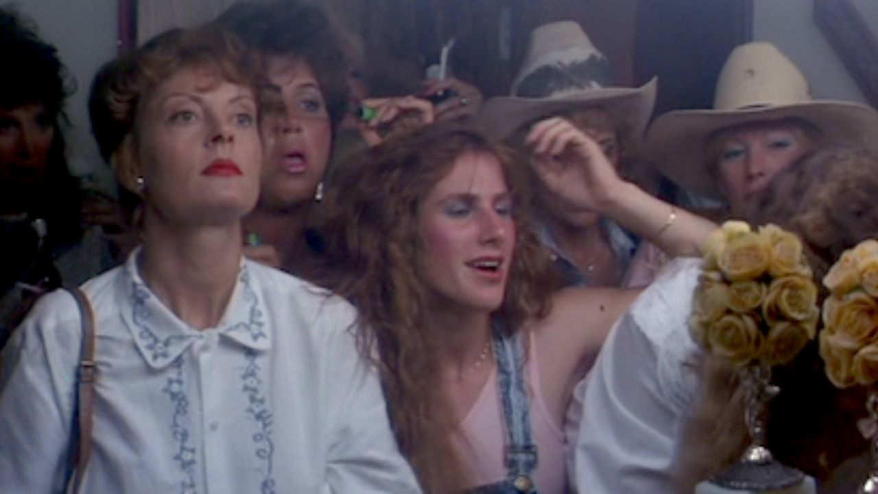 Susan Sarandon em Thelma & Louise (1991) (Foto: Divulgação)