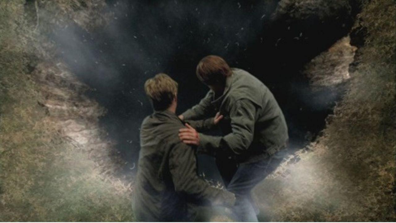 Supernatural Swan Song: Episódio 22 - Temporada 5 - 9,7 (Foto: Divulgação)