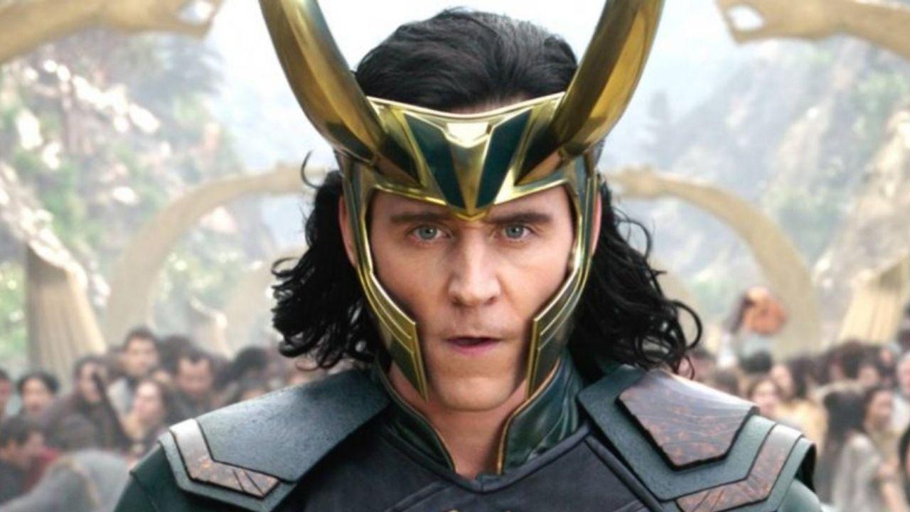 Tom Hiddleston como Loki na nova série da Marvel (Foto: Reprodução/IMDb)