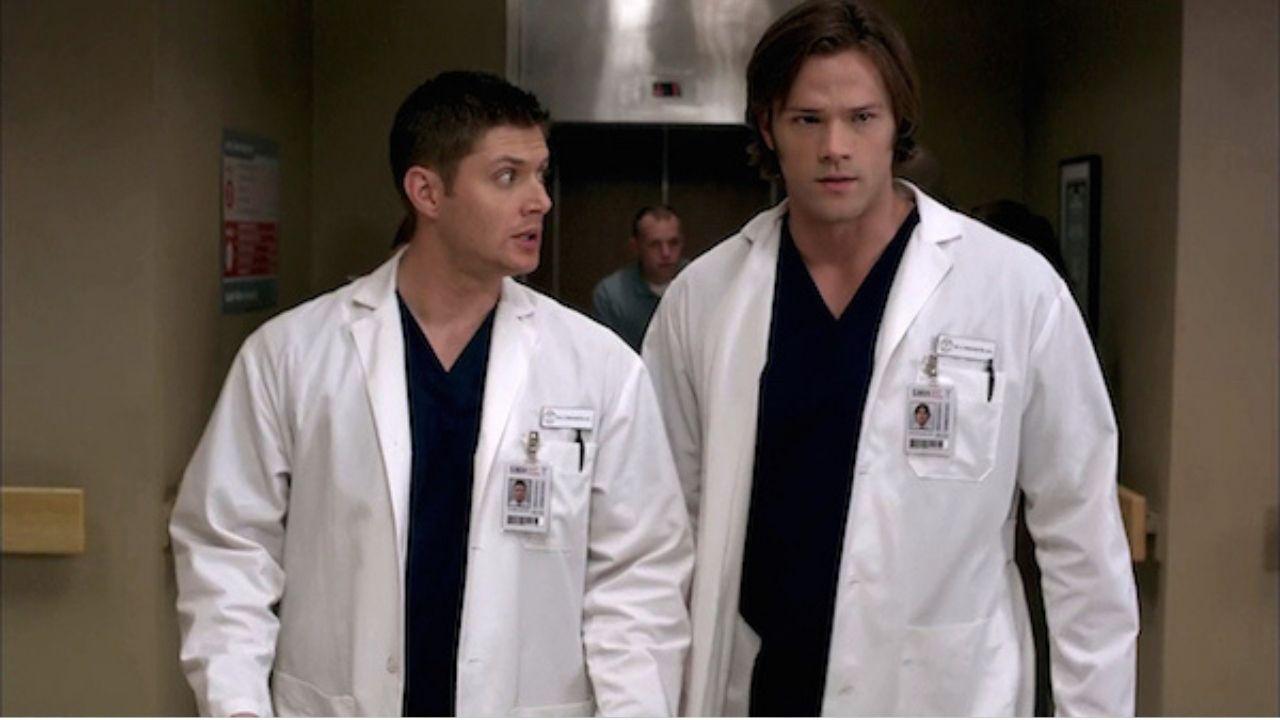 Supernatural Trocando de Canal: Episódio 8 - Temporada 5 - 9,7 (Foto: Divulgação)